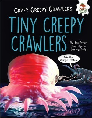 Cover: Tiny Creepy Crawlers