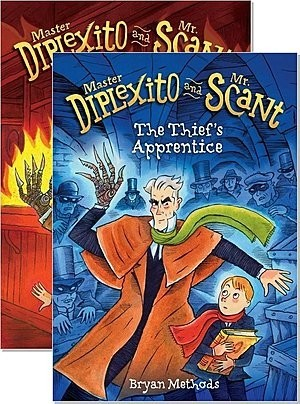 Cover: Master Diplexito and Mr. Scant — Trade Hardcover Set