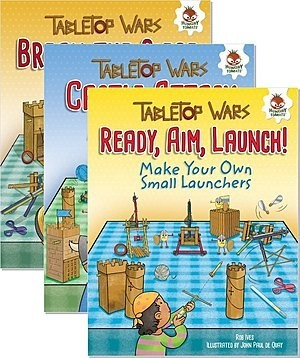 Cover: Tabletop Wars — Library Bound Set