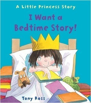 Cover: I Want a Bedtime Story!