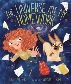 Cover: The Universe Ate My Homework