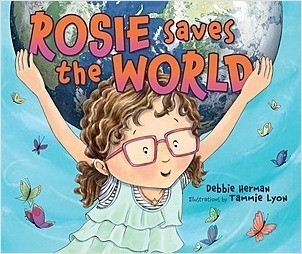 Cover: Rosie Saves the World