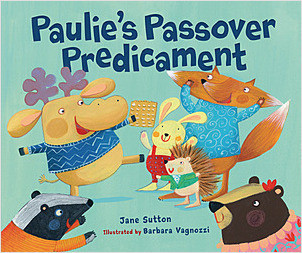 Cover: Paulie's Passover Predicament