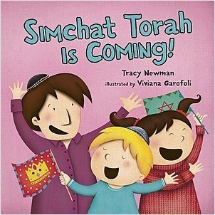Cover: Simchat Torah Is Coming!