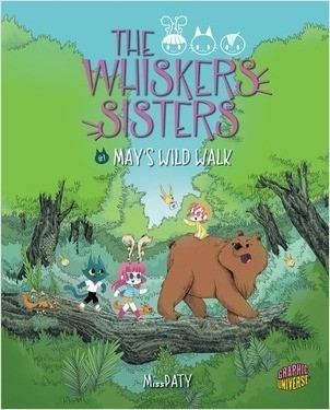 Cover: May's Wild Walk: Book 1