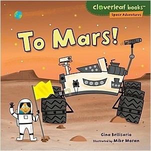 Cover: Cloverleaf Books ™ — Space Adventures Audisee® eBooks with Audio Bundle (Multi-User) — Audisee® eBook with Audio Set