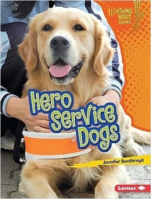 Cover: Hero Service Dogs