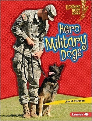 Cover: Hero Military Dogs