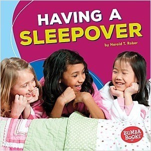 Cover: Having a Sleepover