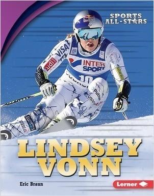 Cover: Lindsey Vonn
