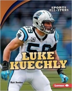 Cover: Luke Kuechly