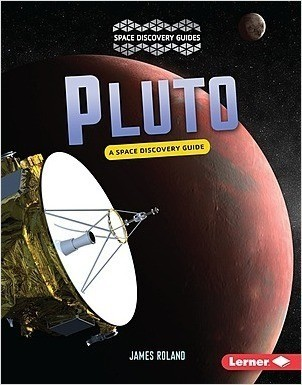 Cover: Pluto: A Space Discovery Guide