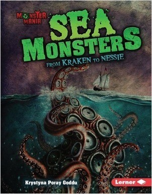 Cover: Sea Monsters: From Kraken to Nessie