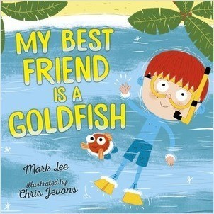 Cover: My Best Friend Is a Goldfish