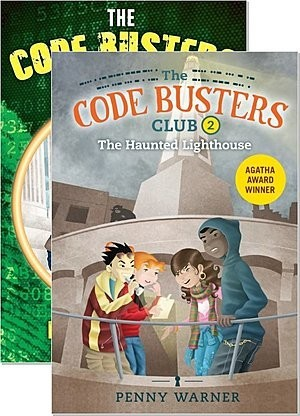 Cover: The Code Busters Club — Audisee®—Fluent Set
