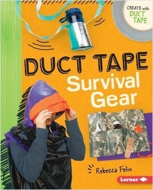 Cover: Create with Duct Tape — Library Bound Set