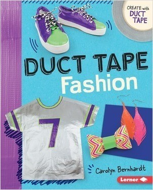 Cover: Duct Tape Fashion