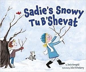 Cover: Sadie's Snowy Tu B'Shevat