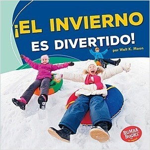 Cover: Bumba Books ™ en español — Diviértete con las estaciones (Season Fun) Audisee® eBooks with Audio Bundle (Multi-User) — Audisee® eBook with Audio Set