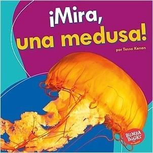 Cover: Bumba Books ™ en español — Veo animales marinos (I See Ocean Animals) — Interactive Books Set