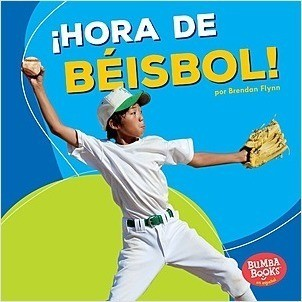 Cover: Bumba Books ™ en español — ¡Hora de deportes! (Sports Time!) — eBook Set