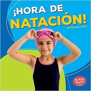 Cover: ¡Hora de natación! (Swimming Time!)