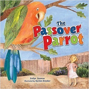 Cover: The Passover Parrot, 2nd Edition