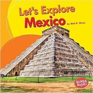 Cover: Let's Explore Mexico