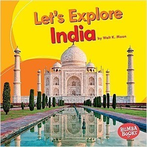 Cover: Let's Explore India