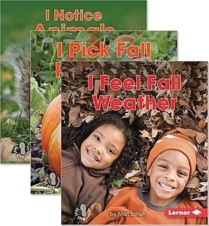 Cover: First Step Nonfiction — Observing Fall — eBook Set
