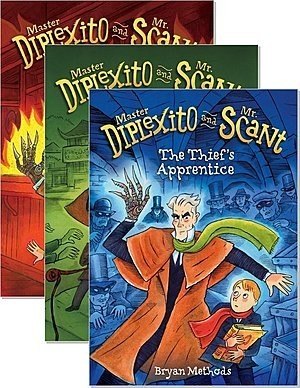 Cover: Master Diplexito and Mr. Scant — eBook Set