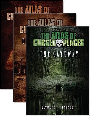 Cover: The Atlas of Cursed Places — eBook Set