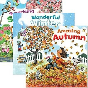 Cover: Seasons — eBook Set