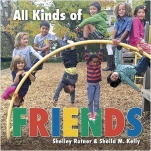 Cover: All Kinds of Friends