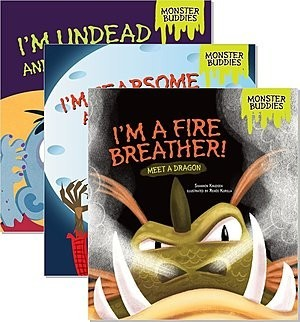 Cover: Monster Buddies — eBook Set