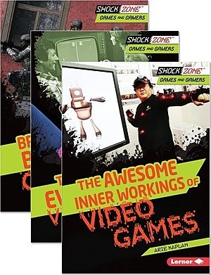 Cover: ShockZone ™ — Games and Gamers — eBook Set