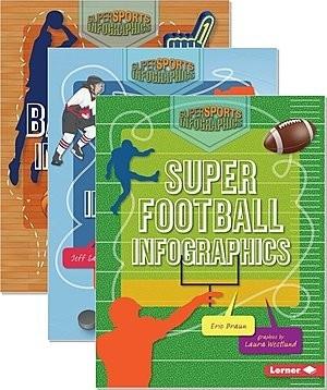 Cover: Super Sports Infographics — eBook Set