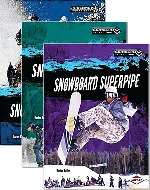 Cover: Extreme Winter Sports Zone — eBook Set