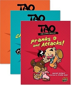 Cover: Tao, the Little Samurai — eBook Set