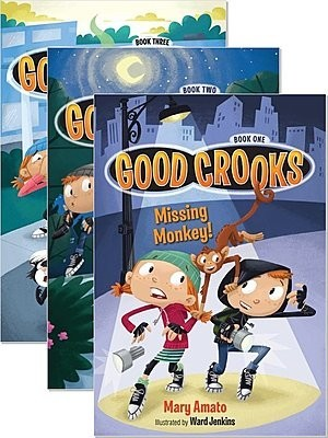 Cover: Good Crooks — eBook Set