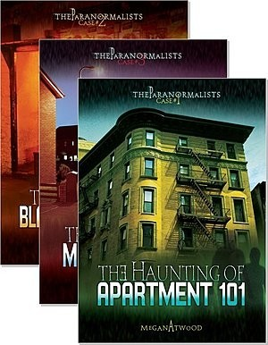 Cover: The Paranormalists — eBook Set