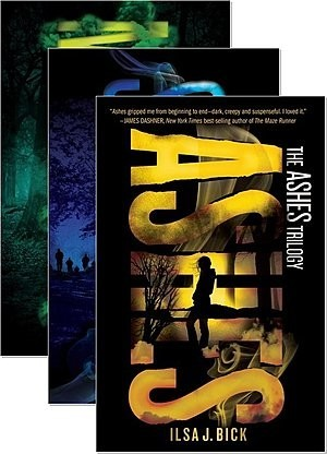 Cover: The Ashes Trilogy — eBook Set