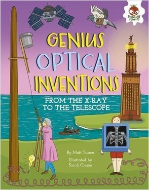 Cover: Genius Optical Inventions: From the X-Ray to the Telescope