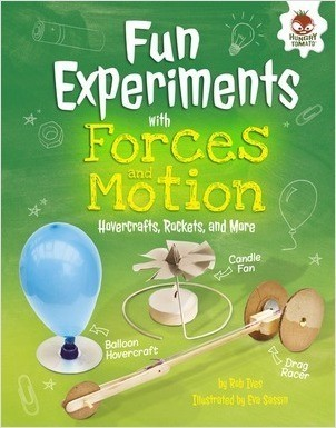Cover: Amazing Science Experiments — eBook Set