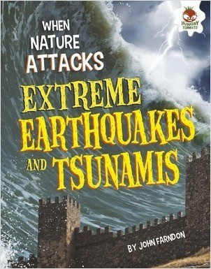 Cover: Extreme Earthquakes and Tsunamis