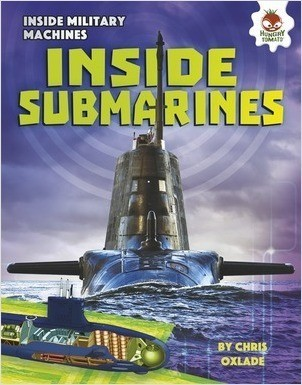 Cover: Inside Military Machines — Library Bound Set