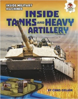 Cover: Inside Tanks and Heavy Artillery