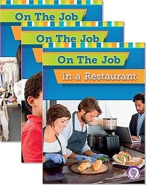 Cover: Core Content Social Studies — On the Job — Paperback Set