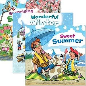 Cover: Seasons — Paperback Set