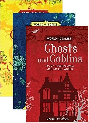 Cover: World of Stories — Paperback Set